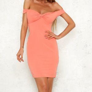 Angel Biba Australia Off-Shoulder Dress